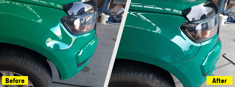 Waikato Paintless Dent Removal gallery 12